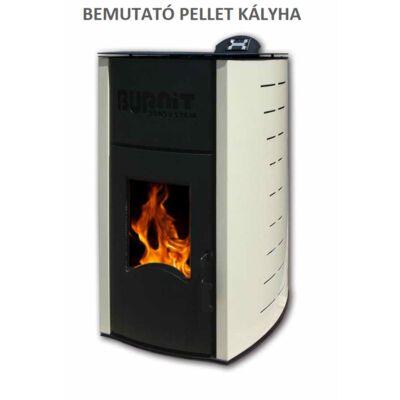 BURNIT PM Comfort 25 Plus vízteres pellet kályha (25 kW - krém)