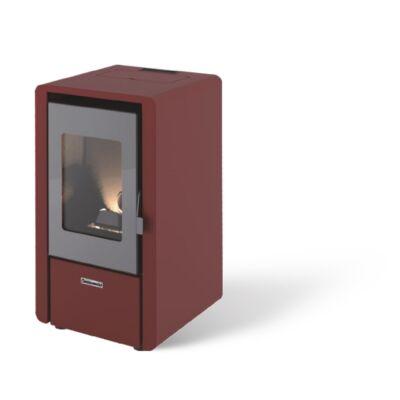 Centrometal CentroPelet Z6 meleg levegős pelletkályha (bordó)