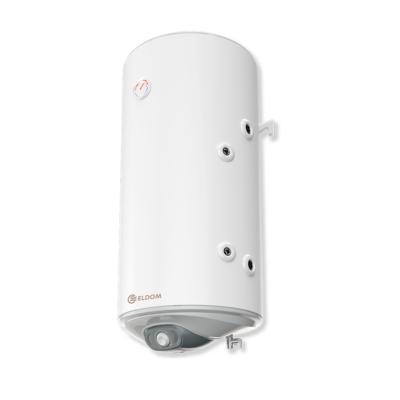 ELDOM Green Line SR100 - indirekt használati meleg víz tartály 1 hőcserélővel (balos / 100 liter / 2 kW / 462 mm Ø)