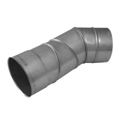 Ø130mm Állítható, forgatható könyökidom (90°-ig)