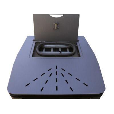 SENKO P 20 WATER+AIR - pellet tartály nyílás