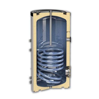 SUNSYSTEM SN 150 indirekt használati melegvíz tartály (150 liter) - 1 hőcserélővel