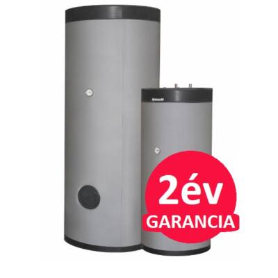 Centrometal TB 800 INOX indirekt használati melegvíz tároló (800 liter)