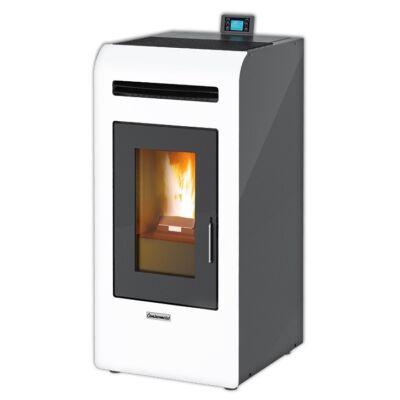 Centrometal CentroPelet Z16 meleg levegős pellet tüzelésű kályha (fehér)