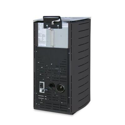 Centrometal CentroPelet Z12 C (9 kW) elcsatornázható meleglevegős pelletkályha (szürke)