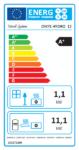 12 kW energia címke